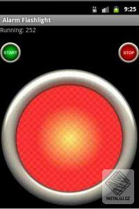 Alarm FlashLight Android software