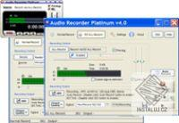 Audio Recorder Platinum