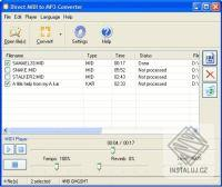 Direct MIDI to MP3 Converter