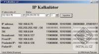 IP kalkulátor
