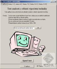 Test znalost� IVT