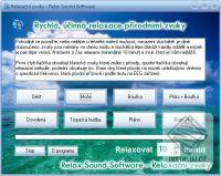 Relaxační hudba - Relax Sound Software