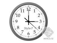 Office Clock-7