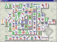 Mahjong Solitaire-7
