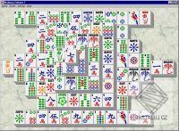 Mahjong Solitaire-7