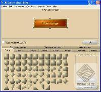 3D Button Visual Editor