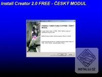 Install Creator 2.0 FREE - �e�tina