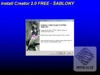 Install Creator 2.0 FREE - šABLONY