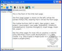 ZSoft Easy Web Creator