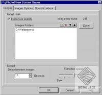 Šetriče obrazovky
