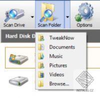TweakNow HD-Analyzer