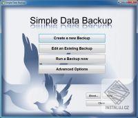 Simple Data Backup