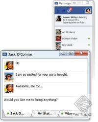 Facebook Messenger pro Windows