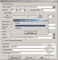 HTML Album Generator