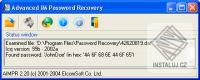 Advanced IM Password Recovery