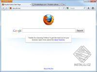 Mozilla Firefox, Portable Edition