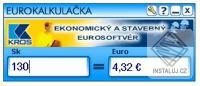 Eurokalkulačka KROS