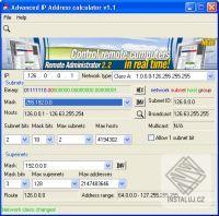 Advanced IP Address Calculator
