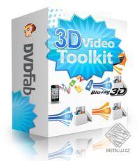 DVDFab 3D Video Toolkit