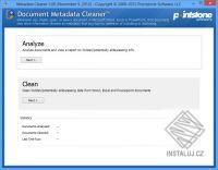 Document Metadata Cleaner