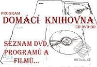 Domácí knihovna CD-DVD-BD