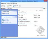 DiskInternals Partition Recovery