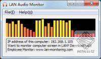LAN Audio Monitor