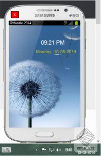 Mosrille Galaxy Grand Talking Clock
