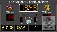 Volleyball Scoreboard Pro