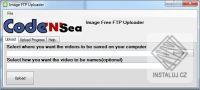 Simple Image FTP Uploader C#
