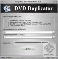 Easy-Data DVD Duplicator