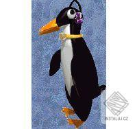 Penny Penguin Math Bingo