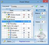 Power Mixer