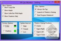3R CPU Monitor