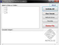 Manual Virus Removal Tool