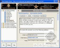Web Update Builder