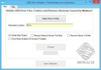 USB File Unhider
