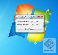 Java Heap Size Modifier