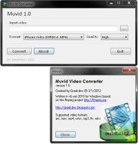 Muvid Video Converter
