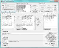 VLC Lyric Control