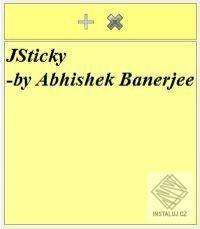 JSticky