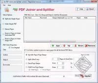 Ab PDF Joiner and Splitter