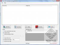 PDFdu PDF Text Delete
