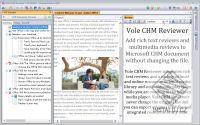 Vole CHM Reviewer