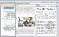 Vole CHM Reviewer