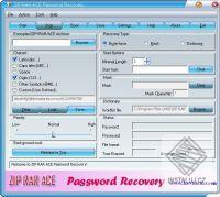 ZIP RAR ACE Password Recovery