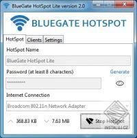 BlueGate HotSpot