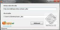 Rajče Downloader