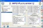 MP3 Playlister