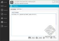 Locker Password Manager